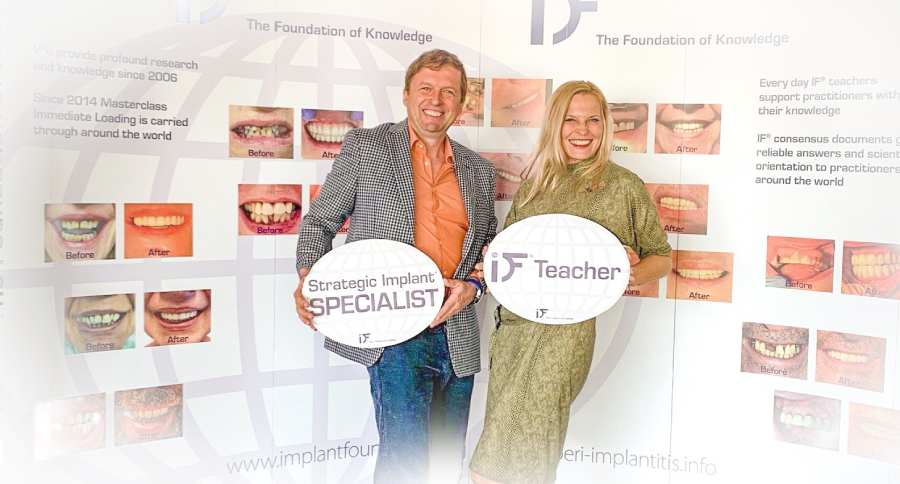 Implant Foundation Teachers